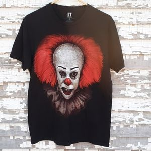 Tops - IT the movie Stephen king tshirt tee size medium